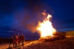 Jubilee Beacon on Flat Holm Island by Sam Whitfield-5944